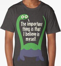 Loch Ness Monster Long T-Shirt
