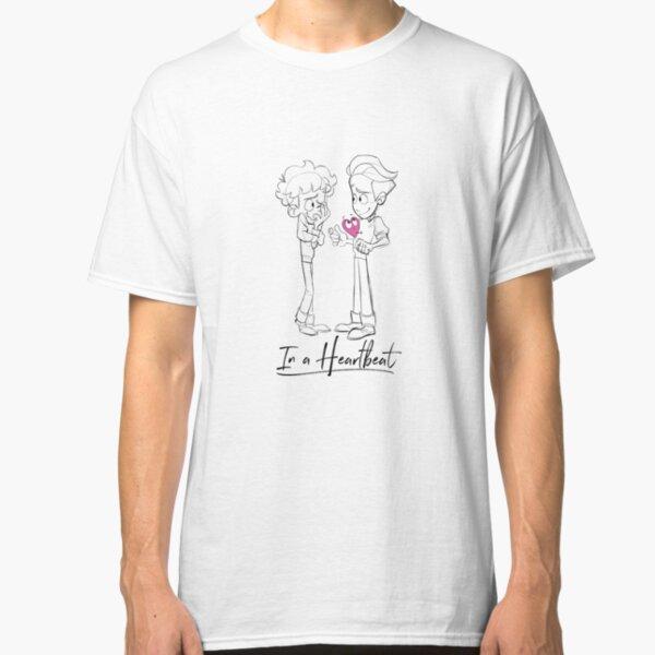 In a Heartbeat T-shirt Classic T-Shirt