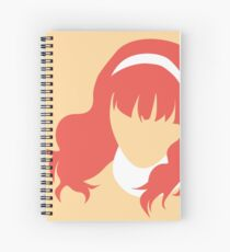 Celica - FE:Echoes Spiral Notebook