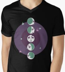 Waxing and waning moons T-Shirt