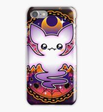 Spooky Bat Ghost iPhone Case/Skin