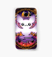 Spooky Bat Ghost Samsung Galaxy Case/Skin