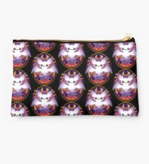 Spooky Bat Ghost Studio Pouch