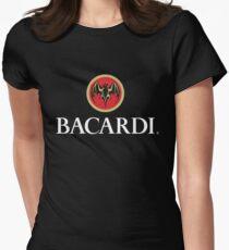 BACARDI Women's Fitted T-Shirt