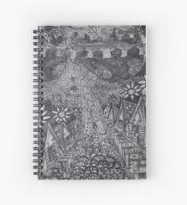 Le Tour De France Spiral Notebook