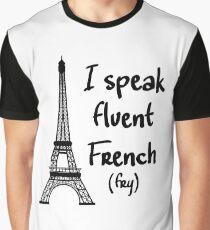Fluent French Graphic T-Shirt