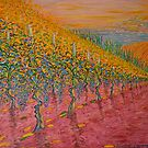 Wine Soaked Vinyard by Vincent Loverso