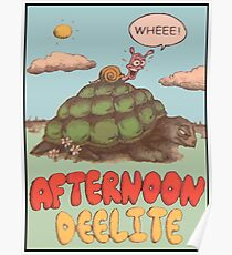 Afternoon Deelite! Poster