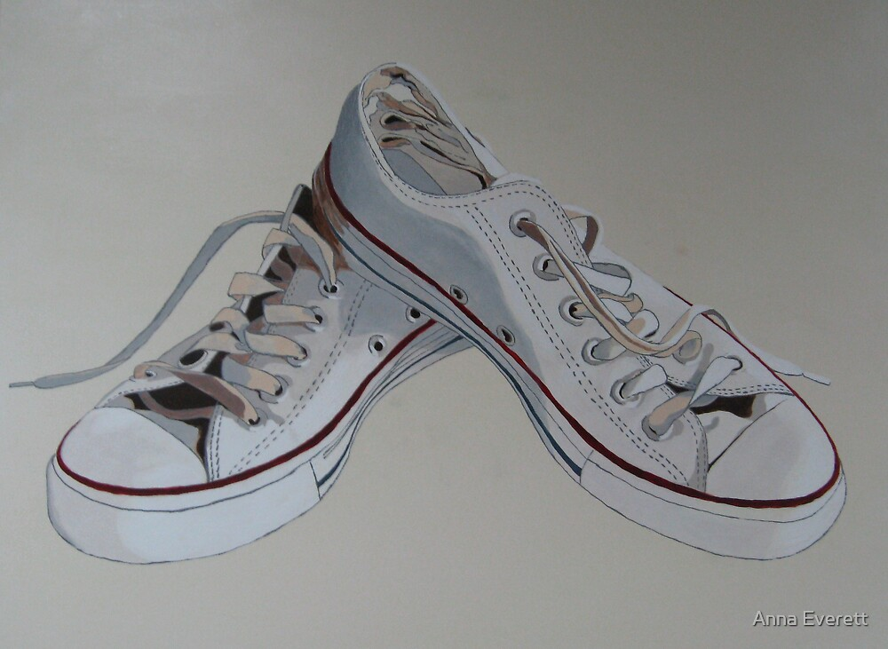 My Shoes by Anna Everett