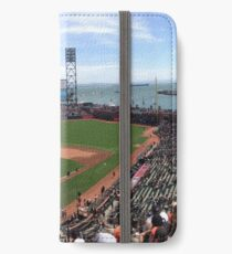 AT&T Park SF Giants Panorama iPhone Wallet/Case/Skin