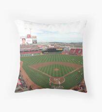Cincinnati Reds großer amerikanischer Ballpark Dekokissen