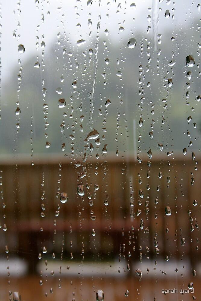 Rainy Day by sarah ward