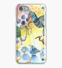 Hello Everyone - it's party time! iPhone Case/Skin