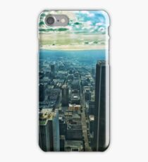 Downtown Los Angeles 1/1/17 #15 iPhone Case/Skin