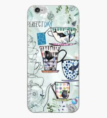 Time4Tea - Perfect day! iPhone Case