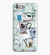 Time4Tea - Perfect day! iPhone Case/Skin
