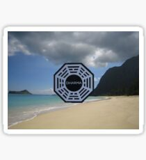 Dharma Initiative Lost Sticker