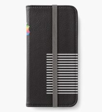 Apple Retro Edition iPhone Wallet/Case/Skin