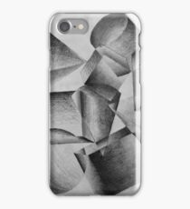 Abstract Overlapping Shapes iPhone Case/Skin
