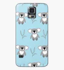 Wild Koala Case/Skin for Samsung Galaxy