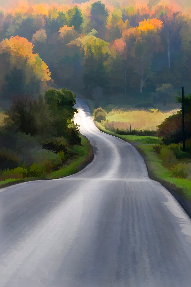 Road to Glory by Chet Scerra