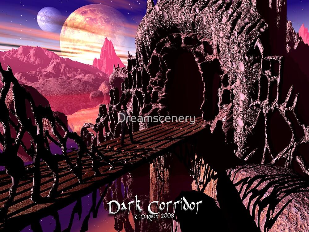 Dark Corridor by Dreamscenery
