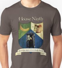 House Ninth Doctor T-Shirt