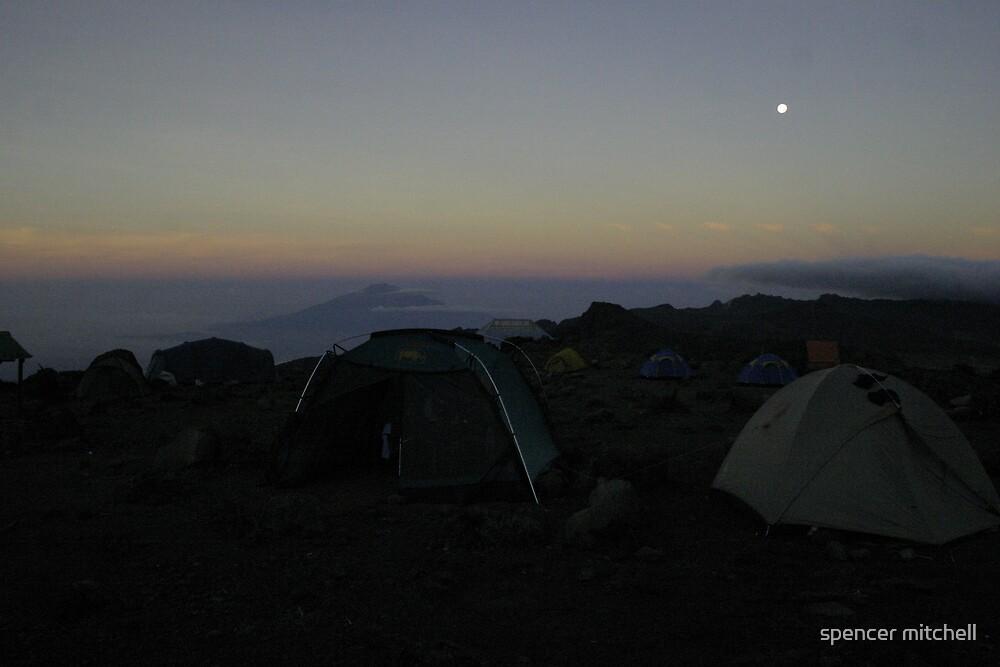 Shira 2 on Kilimanjaro by spencer mitchell