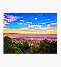 Hacienda Heights 4/2/17 #3 Photographic Print
