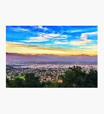 Hacienda Heights 4/2/17 #4 Photographic Print