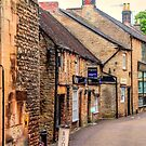 Downtown In The Cotswolds by wallarooimages