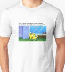 spOngEbOb MemE sHirT T-Shirt