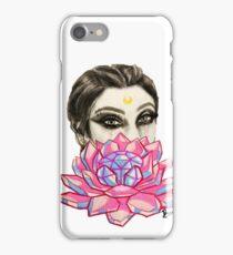 Glitter Tears iPhone Case/Skin
