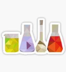 Glasswear Sticker