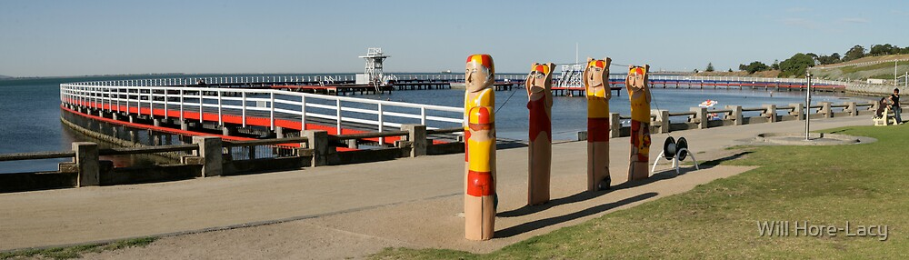 Geelong lifesavers by Will Hore-Lacy