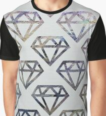 Diamonds Never Leave You Graphic T-Shirt