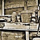 Workbench by John Edwards