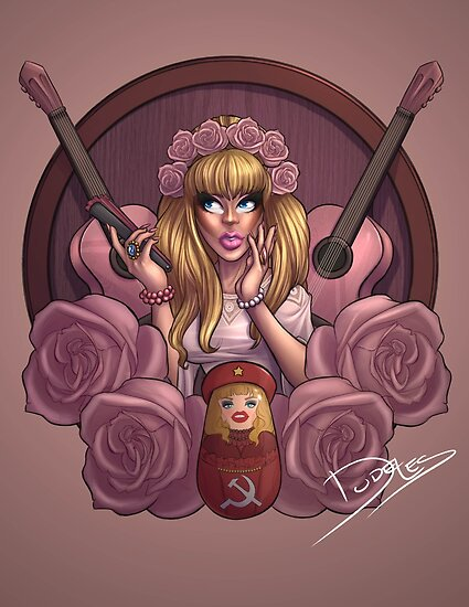 Trixie Mattel by dudeles29