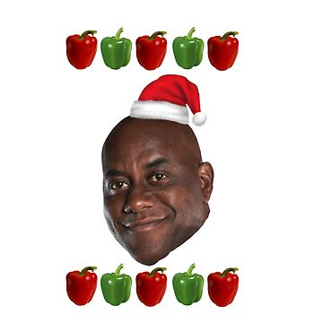 The Ainsley Harriott Christmas Jumper by iLoveDrake69
