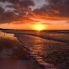 ocean grove sunrise by caroline ellis