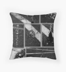 water: source of life Throw Pillow