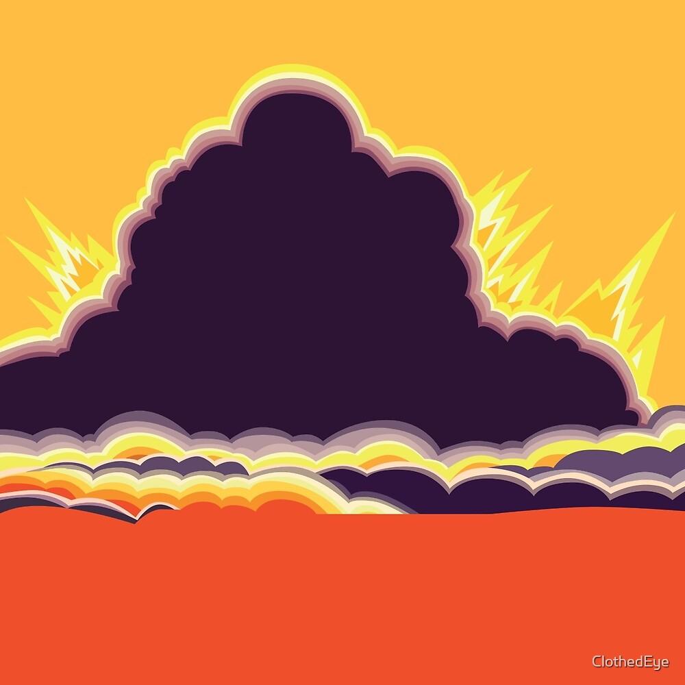 Cloudburst  by ClothedEye