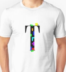 T for Tetris Unisex T-Shirt