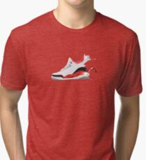 Air Jordan III Retro Sneaker Splash  Tri-blend T-Shirt