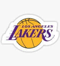 logo lakers Sticker