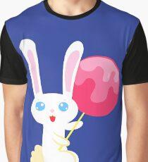 Lollipop Bunny Camiseta gráfica