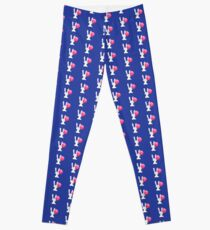 Lollipop Bunny Legging