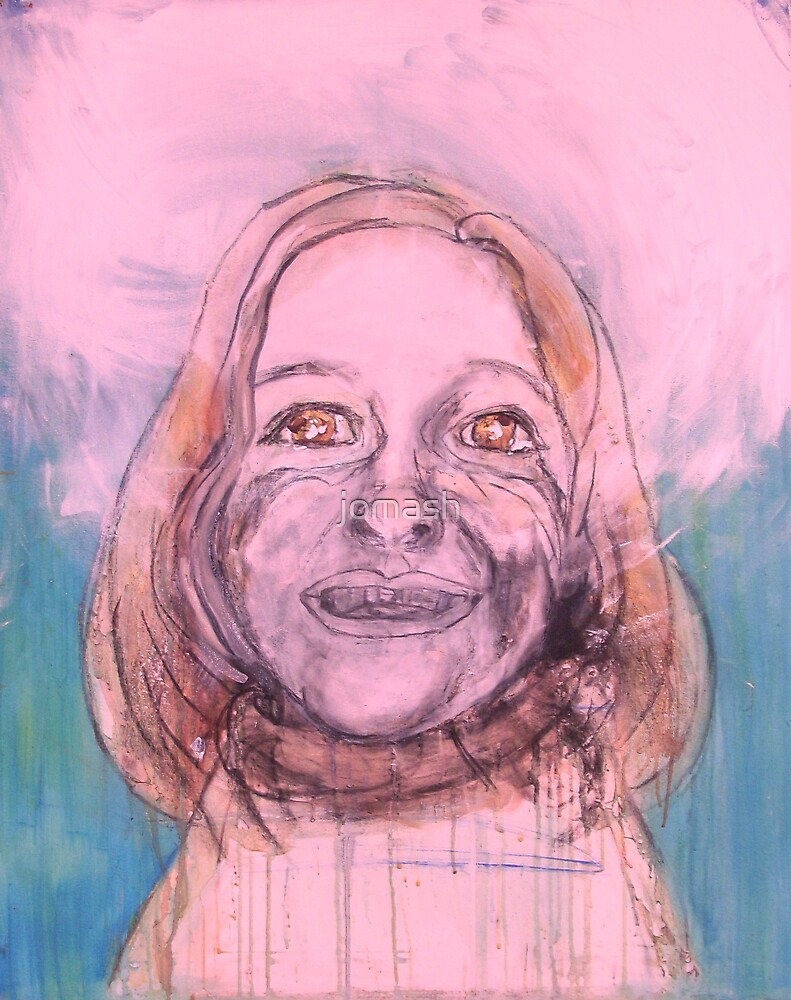 Jasmin's Smile by jomash