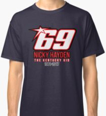 RIP Nicky hayden - Tribute To Nicky Hayden Classic T-Shirt