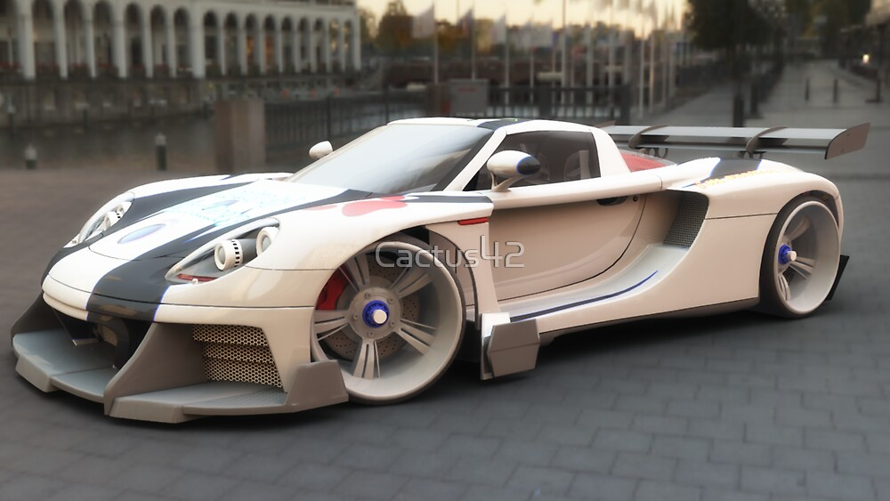 Exotic-racing-car(Full HD) by Cactus42